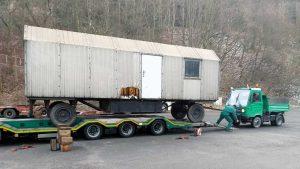 Tiny House Umbau - DDR Castorwagen gefunden